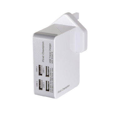 USB World Travel Charger