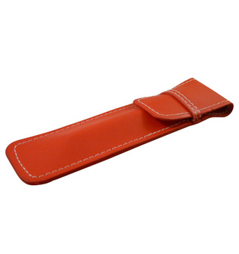 Slim Carrying Pouch - Red