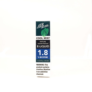 E-Liquid 1.8% - Cool Mint