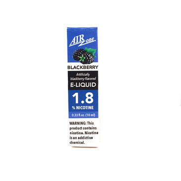 E-Liquid 1.8% - Blackberry