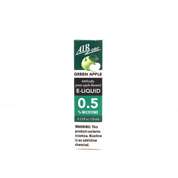 E-Liquid 0.5% - Green Apple