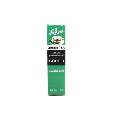 E-Liquid NICOTINE-FREE - Green Tea