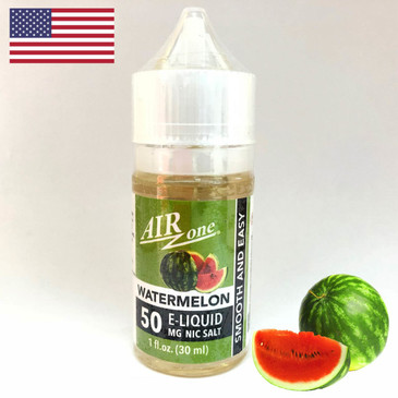 Nicotine Salt E-Liquid 50 MG - Watermelon (30ml)