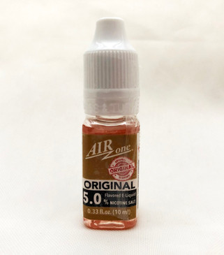 E-Liquid 5.0% Nicotine Salt - Original