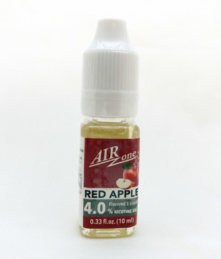 E-Liquid 4.0% Nicotine Salt - Red Apple