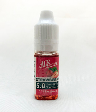 E-Liquid 5.0% Nicotine Salt - Strawberry