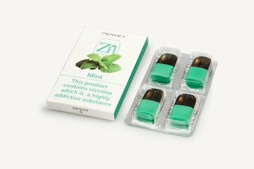 ZH Disposable Pods (4) - MINT (35mg)