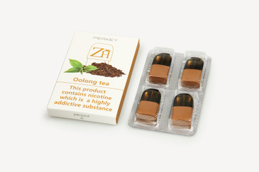 ZH Disposable Pods (4) - OOLONG TEA (35mg)