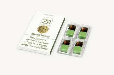 ZH Disposable Pods (4) - MUNG BEAN (35mg)