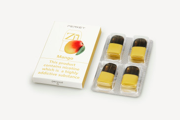 ZH Disposable Pods (4) - MANGO (35mg)