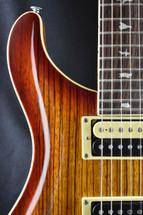 PRS SE Custom 24 Zebrawood Guitar
