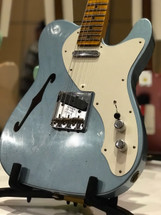 Fender Summer Ltd Edition Release  50s Journeyman Relic Thinline Tele