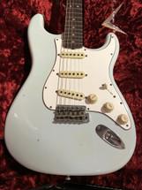 Fender Custom Shop 64 Journeyman Relic Stratocastor Sonic Blue