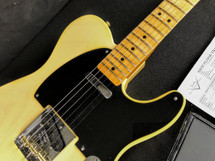 Fender Custom Shop NoCaster Faded Blonde 1951  Lush Closet Classic