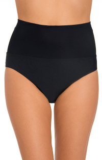 Gimlet Folded Waist Bottom - Black