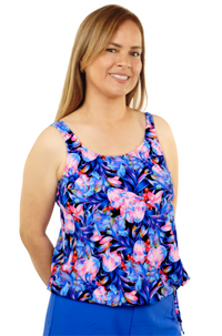 Blouson Tankini Top - New 2020 Collection!