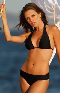 Eco Babe Halter Bikini