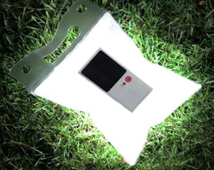 Inflatable Waterproof Solar Light