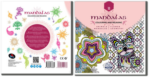 MANDALAS Secret Garden Adult coloring books
