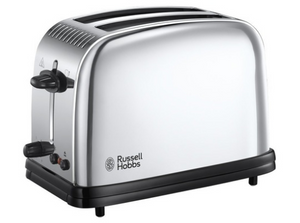 Russell Hobbs Two-Slice Stainless Steel Toaster