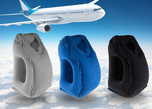 New Inflatable Travel Pillow