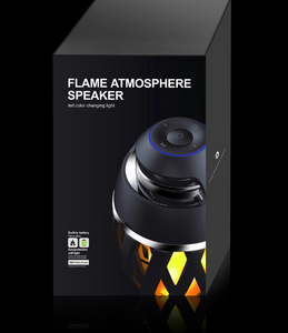Flame Atmosphere Bluetooth Speaker