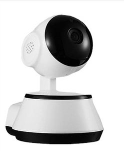 360° IP Camera with Motion Detection System