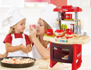 24pcs Kids Kitchen set