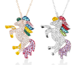 Magic  Unicorn necklace