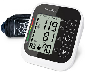 4-in-1 Blood Pressure Monitor with voice function