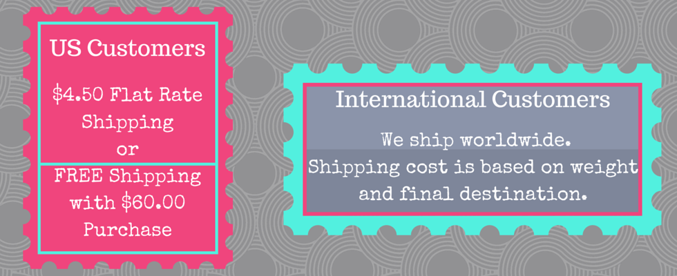 Free Shipping with Minimum Purchase!