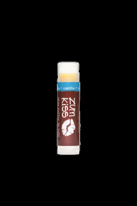 Vanilla Zum Kiss Stick Shea Butter Lip Balm Indigo Wild 0.15oz