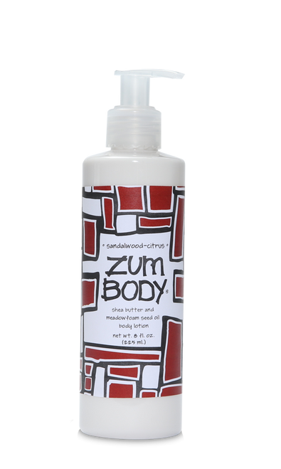 Buy Sandalwood Citrus Zum Body Lotion now at Archway Variety