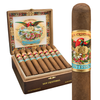 San Cristobal Quintessence Robusto (5.5x50 / Box 24)