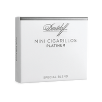 Davidoff Mini Cigarillo Platinum (3.5x20 / Pack of 20)