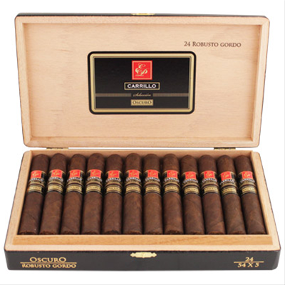 EP Carrillo Seleccion Oscuro Dinamicos (6.8x48 / Box 24)