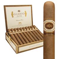 Gilberto Oliva Reserva Blanc Robusto (5x50 / 5 Pack)