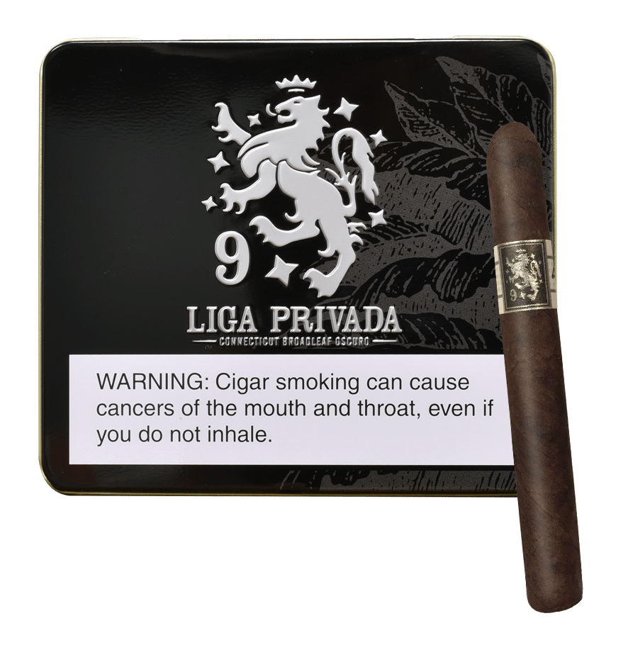 Liga Privada No. 9 Coronet (4 x 32 / Tin 10)