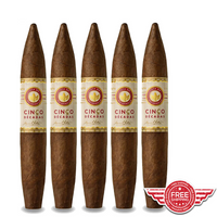 JDN Cinco Decadas Diadema (6x54 / 5 Pack) + 20% OFF Retail + FREE SHIPPING ON YOUR ENTIRE ORDER!