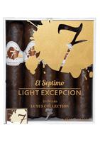 El Septimo Geneva White Series Excepcion Light (5x60 / Box 25)