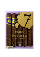 El Septimo Geneva Diamond Series Kolosso Amethyst (6x60 / Box 25)