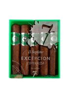 El Septimo Geneva Diamond Series Excepcion Esmeralda (5x60 / Box 25)