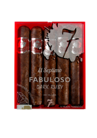 El Septimo Geneva Diamond Series Fabuloso Dark Ruby (6.25x68 / Box 25)