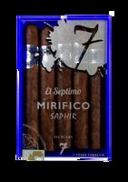 El Septimo Geneva Diamond Series Mirifico Saphir (6.75x58 / Box 10)