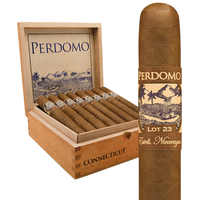 Perdomo Lot 23 Connecticut Churchill (7x50 / Box 24)