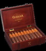 Gurkha Cellar Reserve 18 Year Edicion Especial Solaro Double Robusto Box