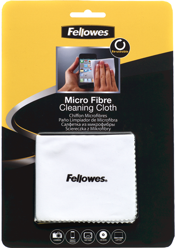 Fellowes Surface Cleaning - Microfibre Cloth