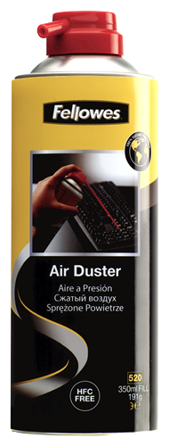 Fellowes Air Duster - 350ml HFC Free Can
