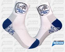 Custom Elite Socks - Grand Central Stitchin