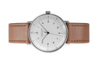 Junghans Max Bill Hand-Winding Matte-Silver Dial Numerals 027/3701.00 Sale Chicago